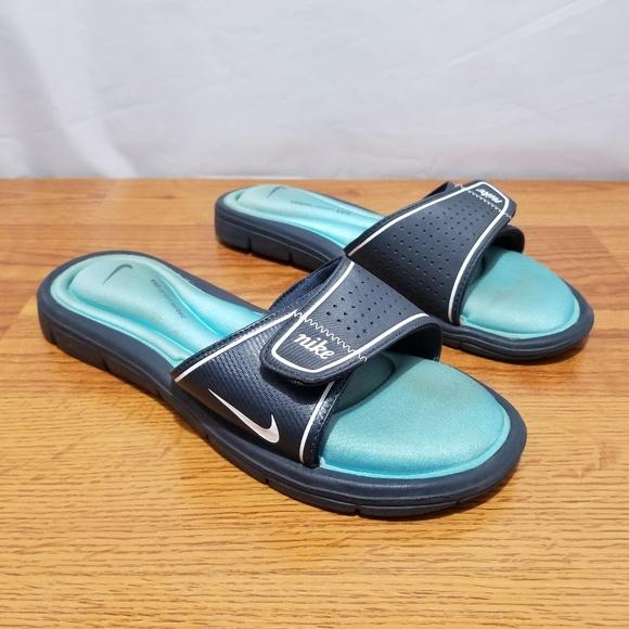 cedfc19ac ... closeout nike memory foam sandals 2ba96 c28e8